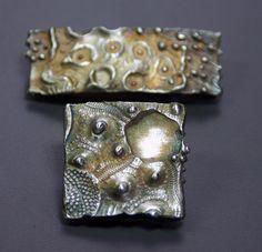 Sneak Peek- Goldie Bronze Metal Clay with Gail Crosman Moore