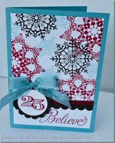 Snowflake Soiree Dec 25