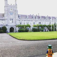 The Quadrangle at Cork University Business School. . . . @cubsucc #emmetstravel #travel #ireland #cork #university #college #business #school #lego #legos #legomovie #legogram #legominifigures #travelphotography #travelling #traveller #travelgram #traveling #travelholic #ireland_gram #tourist #scholar #ireland_insta #irelandtravel #corkireland #corkcity #irelandgram #tourism #emmet #quad #quadrangle