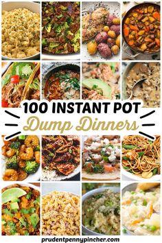 Best Instant Pot Recipe, Instant Pot Dinner Recipes, Easy Dinner Recipes, Easy Meals, Dinner Ideas, Instant Pot Pressure Cooker, Pressure Cooker Recipes, Pressure Cooking, Cooked Chicken Recipes