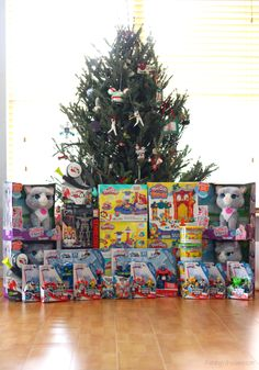 Giving Back with Our Hasbro Joy Maker Challenge - Raising Whasians