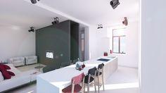 Architectuur verbouwing rijwoningen Kortrijk # Ghyselen Dewitte Architecten
