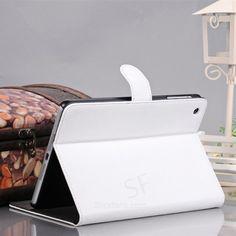 White Folio Leather Case for...    http://www.squidoo.com/buy-cheap-ipad-mini-online