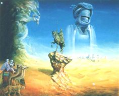 surrealist art | Modern surrealism fantasy art gallery: surrealist pictures art gallery ...