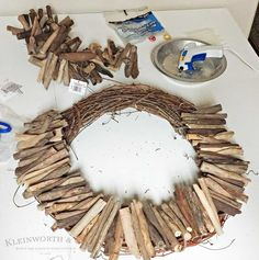 A simple Driftwood Wreath is a great way to bring a little coastal decor into your home. My quick tutorial shows you how you can easily make…