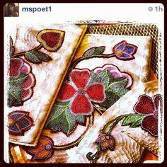 Jingle dress dance set, Mama Longlegz (Summer Peters, Ojibwe) Indian Beadwork, Native Beadwork, Native American Beadwork, Native Style, Native Art, Native Fashion, Jingle Dress, Native American Artwork, Ribbon Skirts