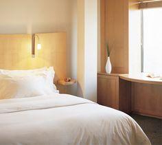 LEMAYMICHAUD   INTERIOR DESIGN   ARCHITECTURE   QUEBEC   HOTEL   Hôtel Alt Québec Architecture Design, Bed, Furniture, Home Decor, Architecture Layout, Decoration Home, Stream Bed, Room Decor, Home Furnishings