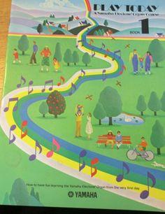 PLAY TODAY BOOK 1 A YAMAHA ELECTONE ORGAN COURSE BOOK Music Books, Book 1, Yamaha, Play, Musik
