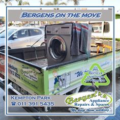 Monday morning and Bergens is ready to Collect and Deliver appliances. We are always on the road which takes out the complication of getting your appliance to and from our workshops. We also recycle your unwanted appliances free of charge. #wekeepthemworking #bergensappliances #appliancerepair #appliancepart #wefixappliances #essentialservice #quote #southafrica #inthekitchen #washingmachine #tumbledryer #microwave #dishwasher #vacuum #stove #oven #refridgerator. Appliance Repair, Appliance Parts, Domestic Appliances, Home Appliances, Bergen, Kempton Park, Creating Communities, Stove Oven, Group Of Companies