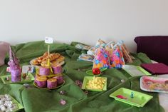 Raiponce/Tangled themed birthday
