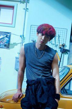 Chanyeol - We Young, The Station [Coming Sept. Chanbaek, Baekyeol, Exo Ot12, Kpop Exo, Baekhyun Chanyeol, Exo Kai, Kris Wu, Shinee, Z Cam