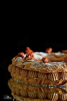 Profiteroles, Eclairs, French Desserts, No Bake Desserts, Dessert Recipes, Paris Brest, Chilean Recipes, French Cake, Australian Food
