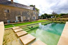 This newly completed swimming pond is in the Loire Valley in France. We provided the client with design and construction guidance, as well as shipping all of the technical components out for them to install. The client project managed the construction whilst living out in their beautiful holiday home over the summer of 2014. With | Read more...