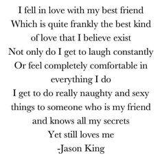 I Fall In Love, Falling In Love, Jason King, Poems, Best Friends, Believe, I Am Awesome, Good Things, Feelings