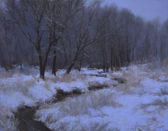 A Little Snow- Daniel Lee Micheals