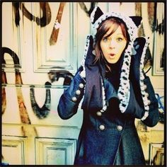 See... all YouTubers have awesome hats q.q Lindsey Stirling