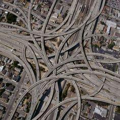 """M.C. Escher - """"Interstate"""""""