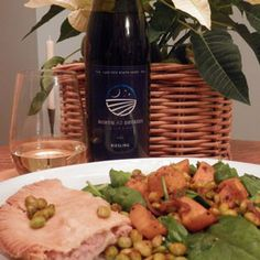 January 18, 2015 - North 42 Degrees Estate Winery 2013 Riesling with Roasted Sweet Potato, Spinach, and Grain Salad.  Warm up!             This delicious family classic gets more interesting on a cold winter day when paired with North 42 Degree Riesling.    Don't forget to enjoy a glass while dinner is in the oven! - See more at: http://www.essexcountywineries.ca/wines/2015/20150118.htm#sthash.LfNPh7Yh.dpuf