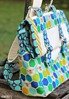The Retro RuckSack Pattern