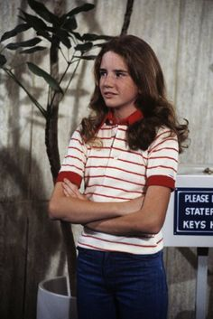 """Still of Melissa Gilbert in an episode of """"The Love Boat"""" TV series (1977)"""