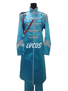 Anime Cosplay Costume of James Paul in The Beatles -- Click on the image for additional details.