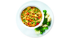 Curry in a Hurry - so quick, easy and good! Epicure Recipes, Lunch Recipes, New Recipes, Lunch Menu, Dinner Menu, Epicure Steamer, Curry In A Hurry, Easy To Cook Meals, Clean Eating Chicken