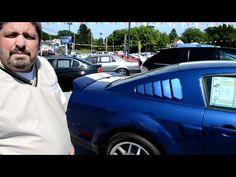 2008 Ford Mustang Cobra 9-K | Ford Car Dealers Martinsburg Shepherdstown, WV  | Used Cars For Sale