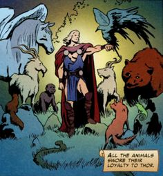 We all knew Thor is a Disney princess. Here is your proof.