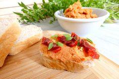 Veggie Fish: Fazolovo-rajčatová pomazánka