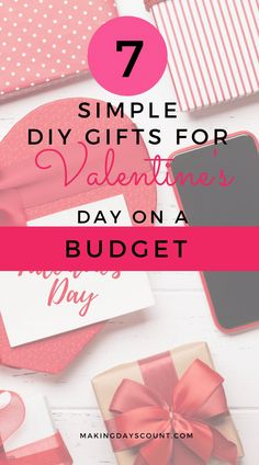 Valentine's Day Gifts do not need to be expensive. Here are 7 Quick and Easy Valentine's Day gifts you can make on a budget. Valentine Day Gifts, Valentines, Love You To Pieces, Cute Diy Projects, Heart Template, Painted Cups, Paint Cards, Easy Diy Gifts, Floral Foam