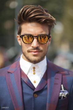 Mariano Di Vaio Hair.