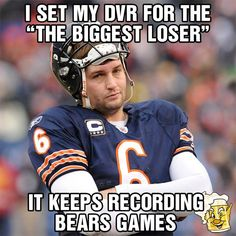 thats hillarious!!!! and im a bears fan!!!  lol  :0