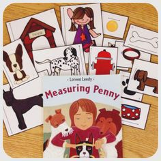 FREE Nonstandard Measurement Activity; perfect Companion to Measuring Penny or as a stand alone.