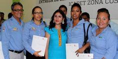 Oaxaca Digital | Personal del ICAPET se certifica en estándares con referentes nacionales