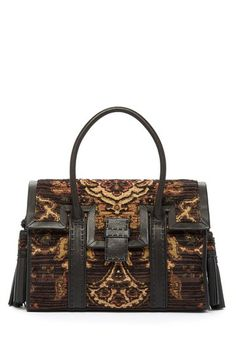 Isabella Fiore Tapestry Satchel by Non Specific on @HauteLook
