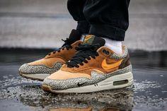 sports shoes 3036a 6732e Nike air max 1 Atmos Safari.