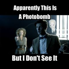 Sorry Folks, Just Another Random Picture Of The Doctor And River Song