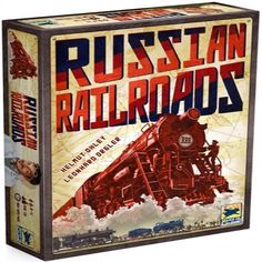 Russian Railroads - Caja
