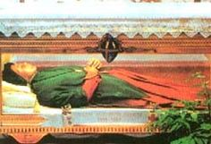 St. Josephine Bakhita; incorruptible