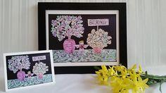 Be Kind  Original Chalk Art Drawing  Print  Keepsake Cards