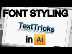 Beginner tutorial for learning how to design a simple vinyl decal sticker text effect in Illustrator. Subscribe to our YouTube channel and visit our website ...