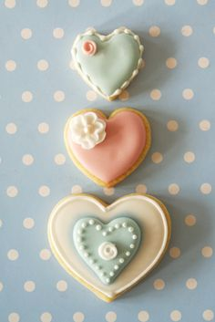 Heart cakes, maybe some minis with cookie cutters and thin layers of cake.
