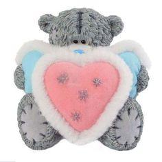 Heart Wamer Me to You Bear Figurine