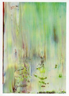 Gerhard Richter - Abstract #9
