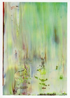 Gerhard Richter - Abstract #9