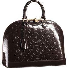 $225.21 Monogram Vernis Alma MM M91449 YES PLEASE!! ~ HA like I can afford it