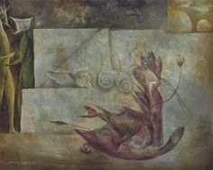 Leonora Carrington, El gato