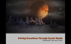 Driving Donations Through Social Media: Nonprofit Tips and Tricks by Thomas R. Nonprofit Fundraising, Fundraising Events, Fundraising Ideas, Start A Non Profit, Student Council, The Creator, Social Media, Organizations, Videos