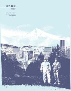 GigPosters.com - Hot Chip - Yacht