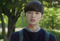 Kim Min-Jae as #KimMinSoo